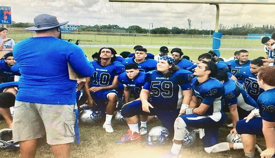 QUICK HITS – Miami Braddock Is Ready To Bring This Football Program To The Next Level In 2020