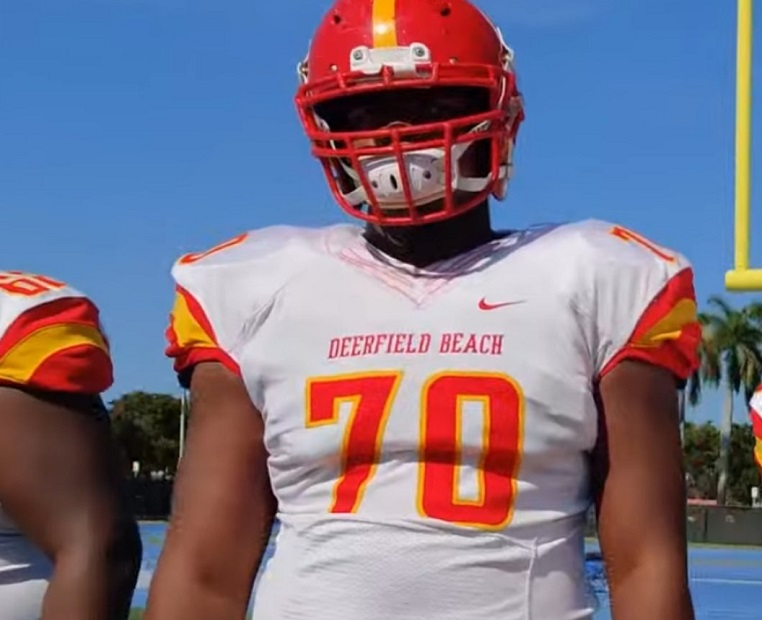 Three Year OL Starter Isaiah Bunn Is Anxious For His Senior Season