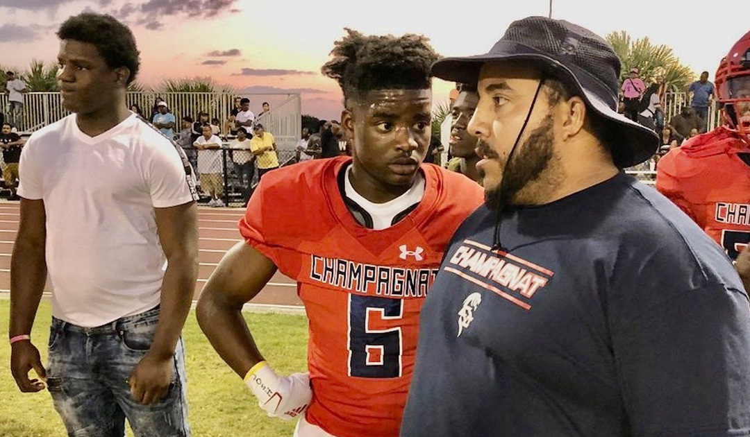 Champagnat Catholic's Malik Rutherford Continues To Lead The Way For The Lions