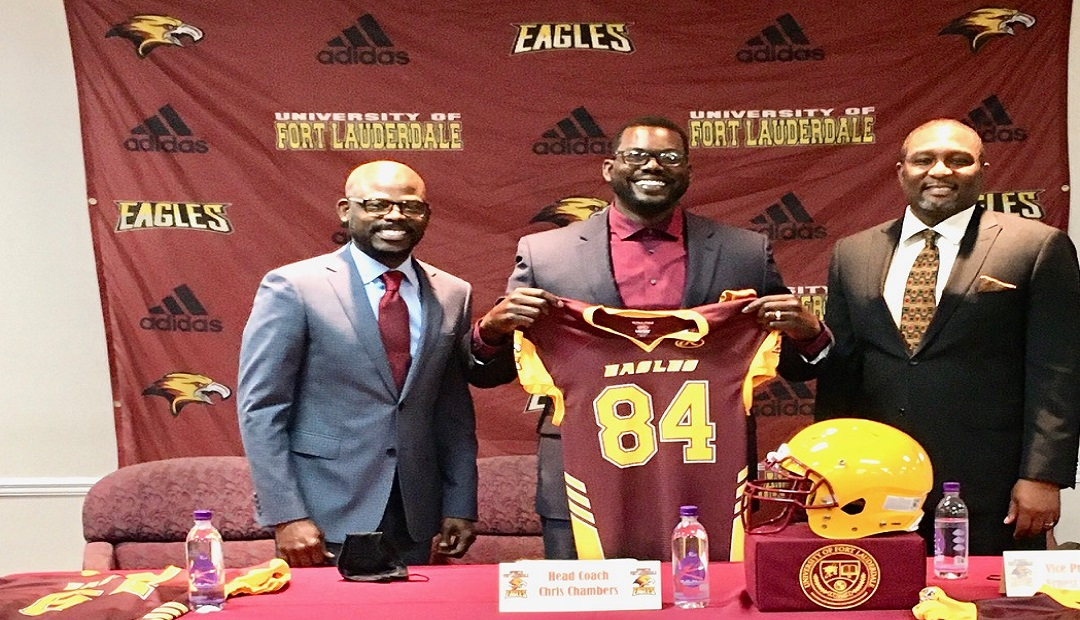 Fort Lauderdale University Offers Another Avenue For Football