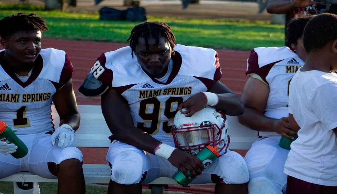 Miami Springs DT Heaven Bradley Rises Above Adversity  - An Succeeds