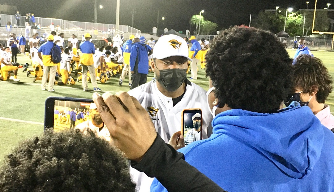 STATE PLAYOFFS - American Heritage Stuns Three-Time State Champs