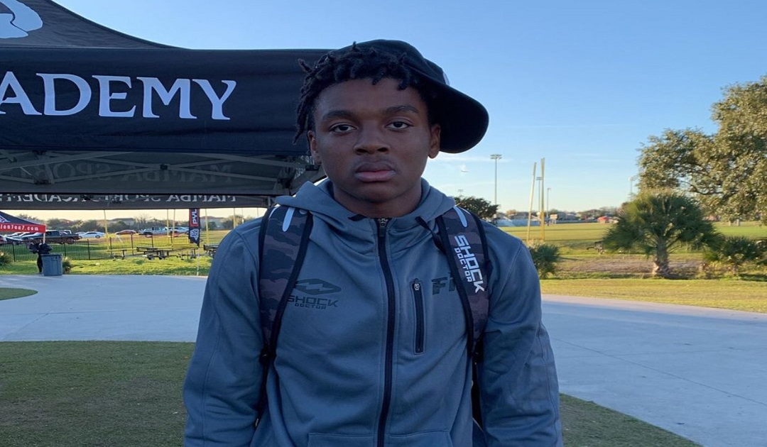 Hallandale 2022 Defensive Back Jaylin Marshall Continues To Emerge