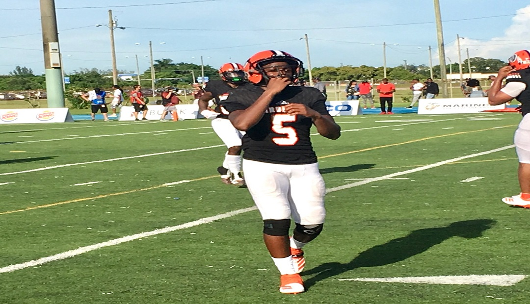 Carol City 2023 QB Keyone Jenkins Is Changing The Position