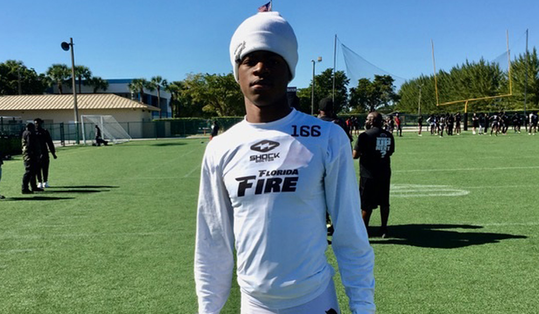 Plantation TE Prospect Devin Howard Is Catching Fire This Winter/Spring
