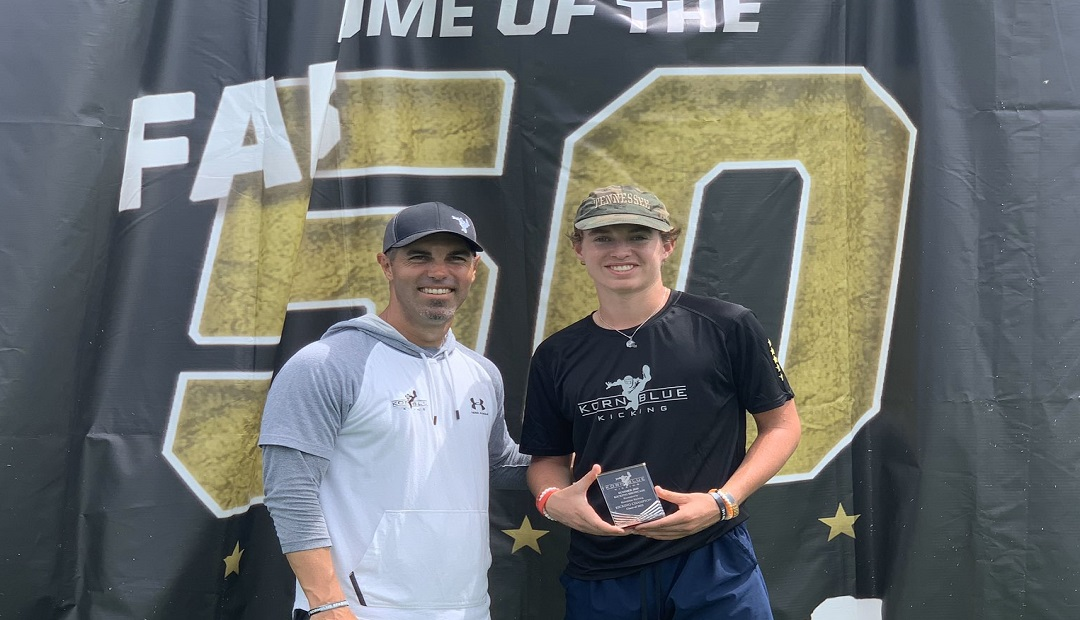 FUTURE STAR: Gulliver Prep's 2022 Standout Will Bettridge Is Kicking The Competition