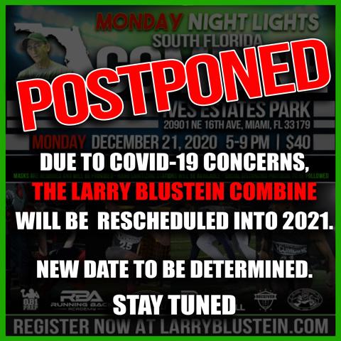 2020 South Florida Combine